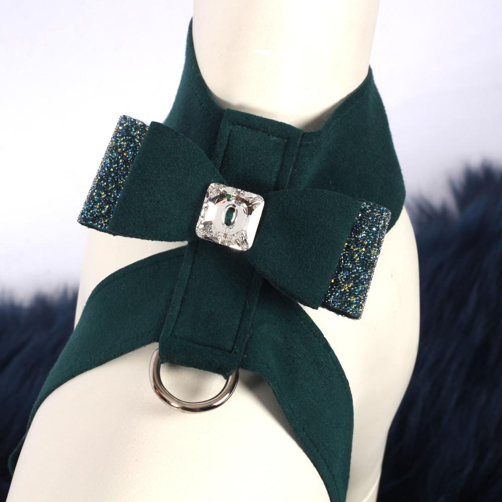 Emerald Luxury Crystal Stellar Geschirr - Susan Lanci Designs