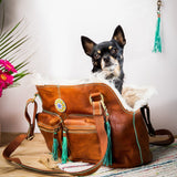 Hipster Hundetasche Blondie - Dog With a Mission