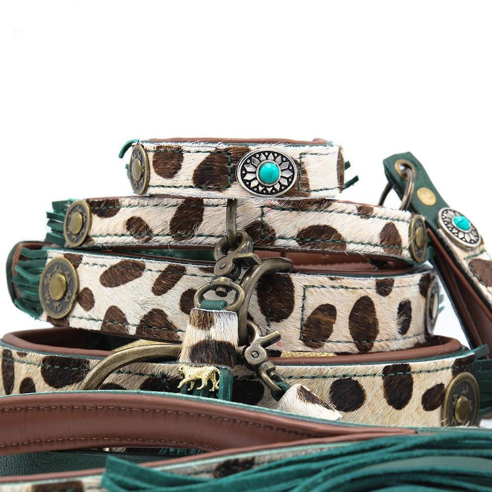 Ivy Halsband incl. gratis Ivy freundschaft Armband - Dog With a Mission