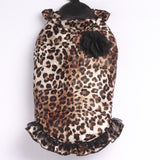 Jacke Connie im Leopardenlook - Charlotte's Dress