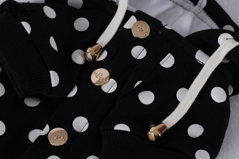 Baumwolle Sweater Polkadots - Milk & Pepper