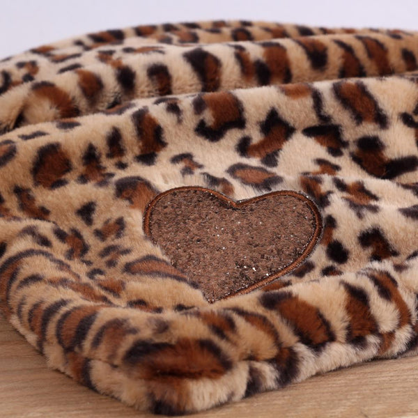 Leoparden Hundedecke Cosy - Eh Gia