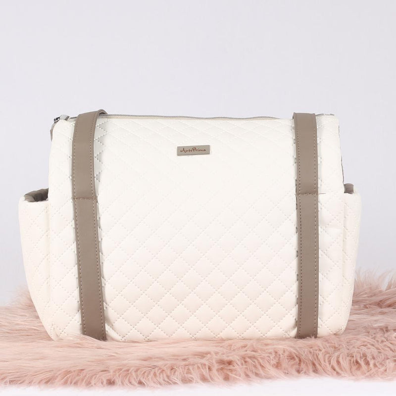 Luxury Style Keeper Tasche in White - AntePrima