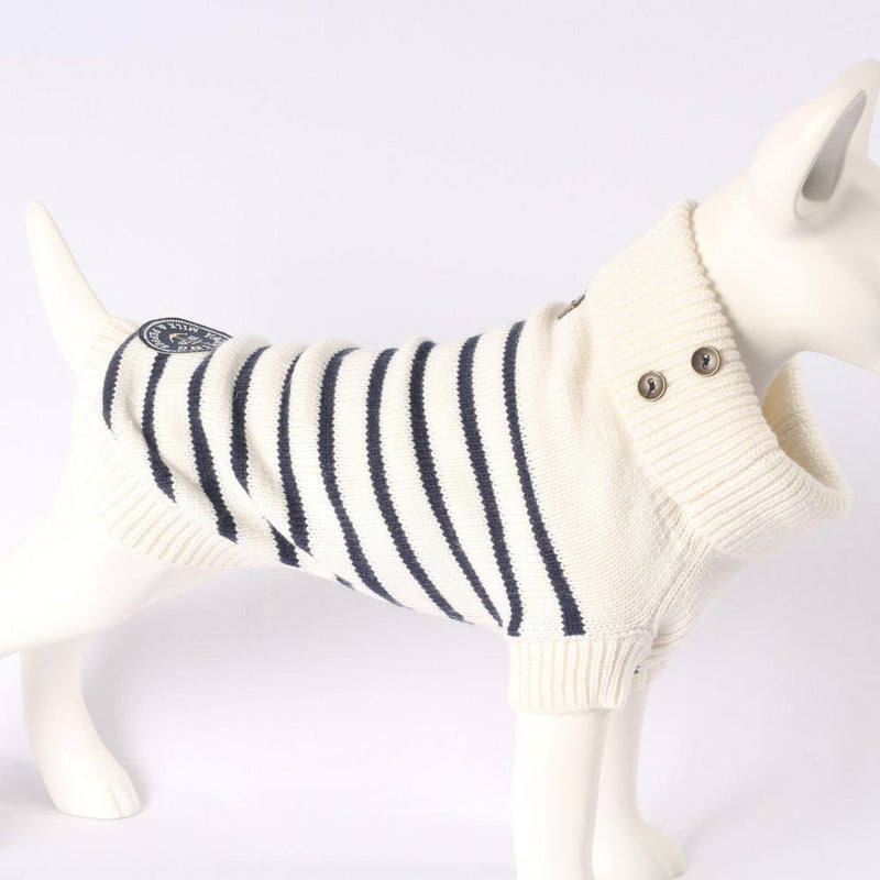 Sommerlicher Pullover Hund - Milk & Pepper