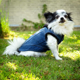 Hundejacke Mit Applikationen - Milk & Pepper