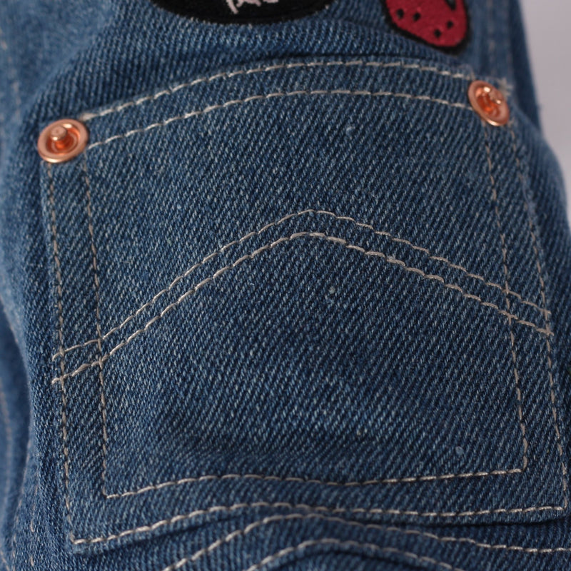 Strawberry Denim Jeans Jacke - Milk & Pepper