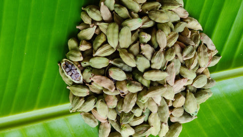 Green Cardamom (Elakka) from Wayanad Buy online