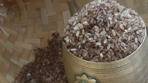 Organic Red Mayyil Rice : Uma - Buy Online