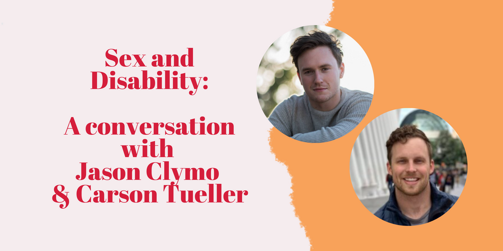 A Conversation with Jason Clymo and Carson Tueller