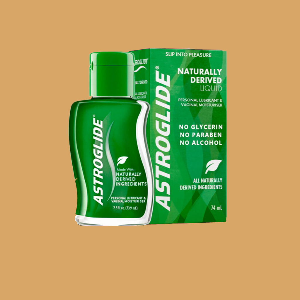 Image of Astroglide Natural Lubricant