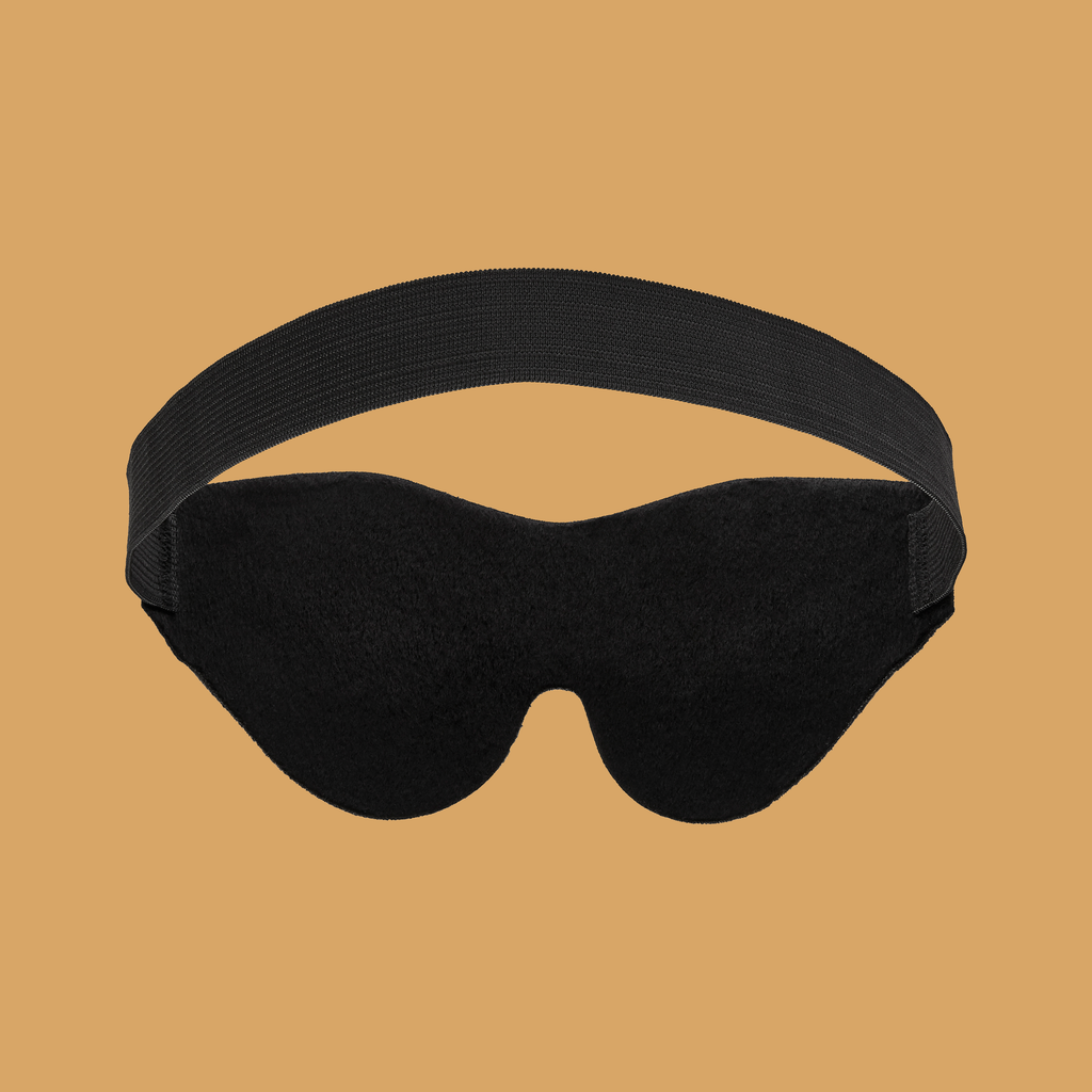 Image of back of Soft Blindfold.