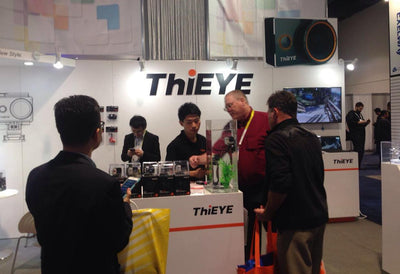2016 CES - ThiEYE Attracted International Buyers