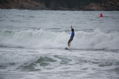 Sponsoring the First DaPeng Cup Surfing SUP Contest, ThiEYE helped make it a great success