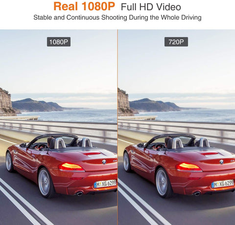 1080P Full HD Dash Camera Safeel Zero
