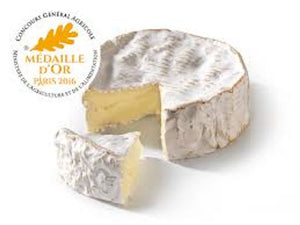 Camembert Normandie AOP