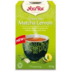 Green Matcha Yogi Tea