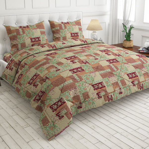 Redcarpet 4 pcs king comforter set 5282