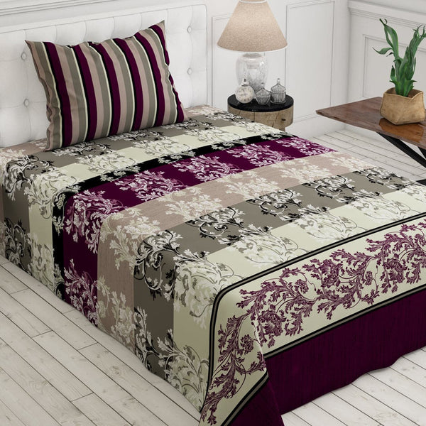 Xara 2 pcs single bedsheet 5387-5388