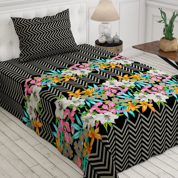 Xara 2 pcs single bedsheet 5674-5675