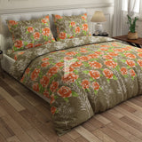 Redcarpet 4 pcs reversible quilt cover set 5857-5858