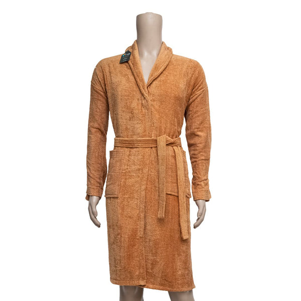 REDCARPET TURKISH BATHROBE (SHAWL) BEIGE