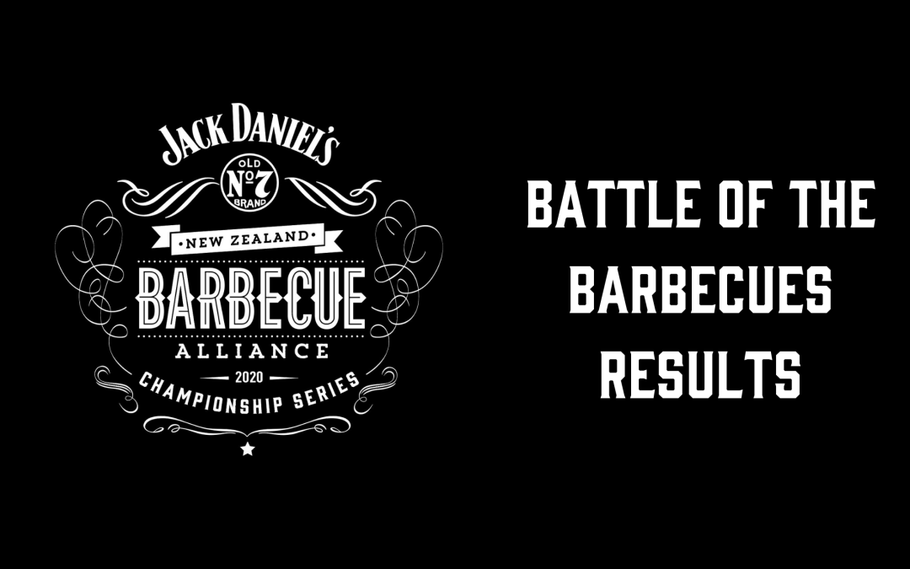 Battle of the Barbecues – Results