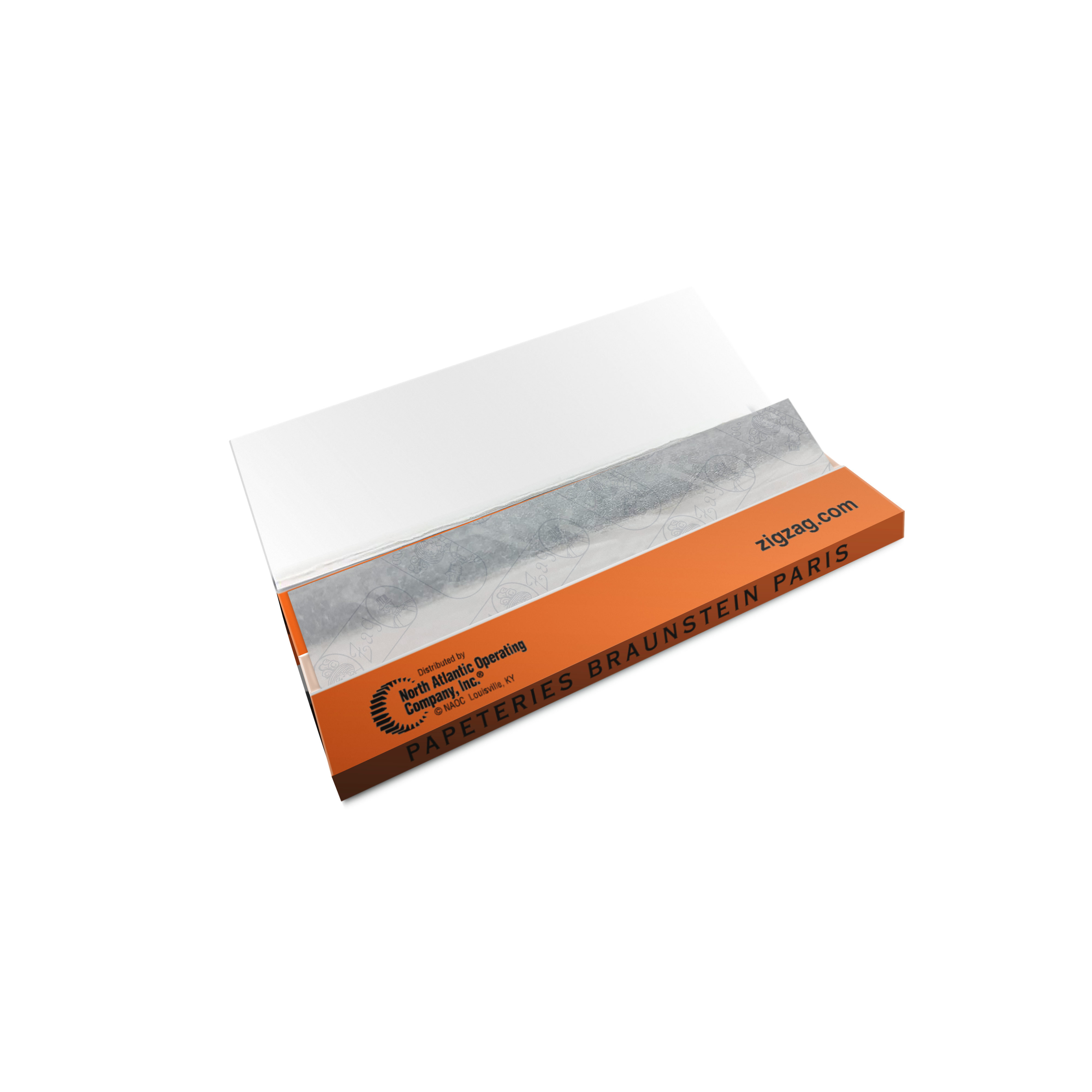 French Orange Rolling Papers 1 1/4