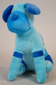 Arty Plush - Proceeds benefit canine cancer research and education!