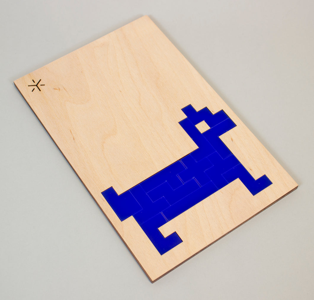 Arty Pentomino Puzzle