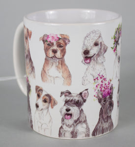 Terrier Group Mug