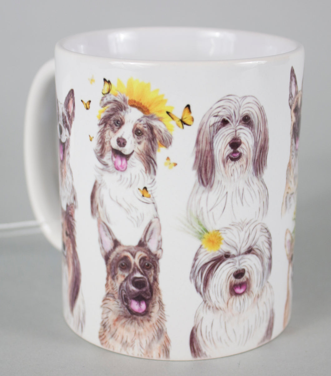 Herding Group Mug