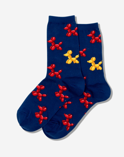 Women's Balloon Dogs Socks