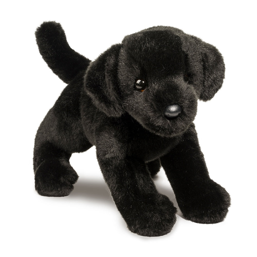 Black Labrador Retriever Stuffed Animal