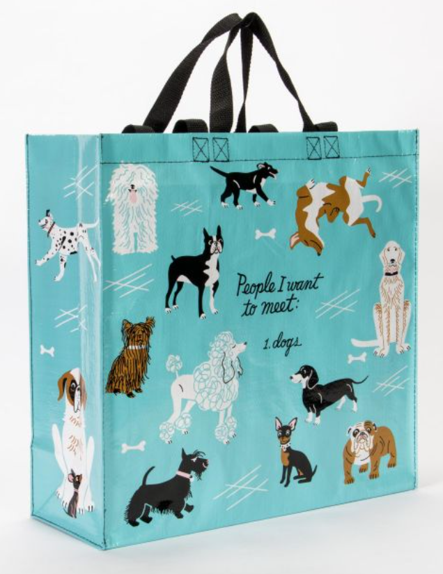 People I Want To Meet: Dogs - Tote