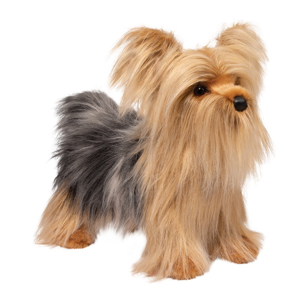 Yorkshire Terrier Stuffed Animal - Brenton