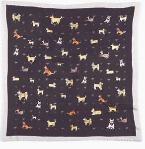 Puppy Love Scarf - NOW ON SALE for $136.50