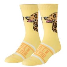 Load image into Gallery viewer, Women's Golden Retriever Socks