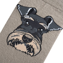 Load image into Gallery viewer, Women's Schnauzer Socks