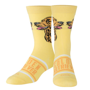 Women's Golden Retriever Socks