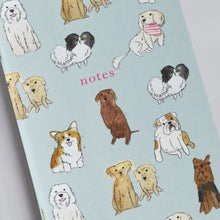 Load image into Gallery viewer, Crane Stationery NYC Dogs Notebook
