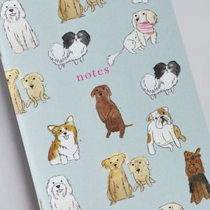 Crane Stationery NYC Dogs Notebook