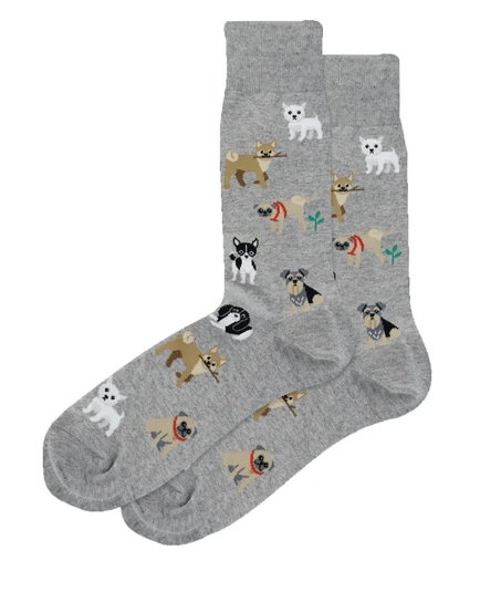 Dogs of the World Socks - Men's and Women's Sizes