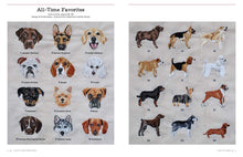 Load image into Gallery viewer, I Love My Dog Embroidery: 380 Stitch Motifs for Dog Moms and Dads