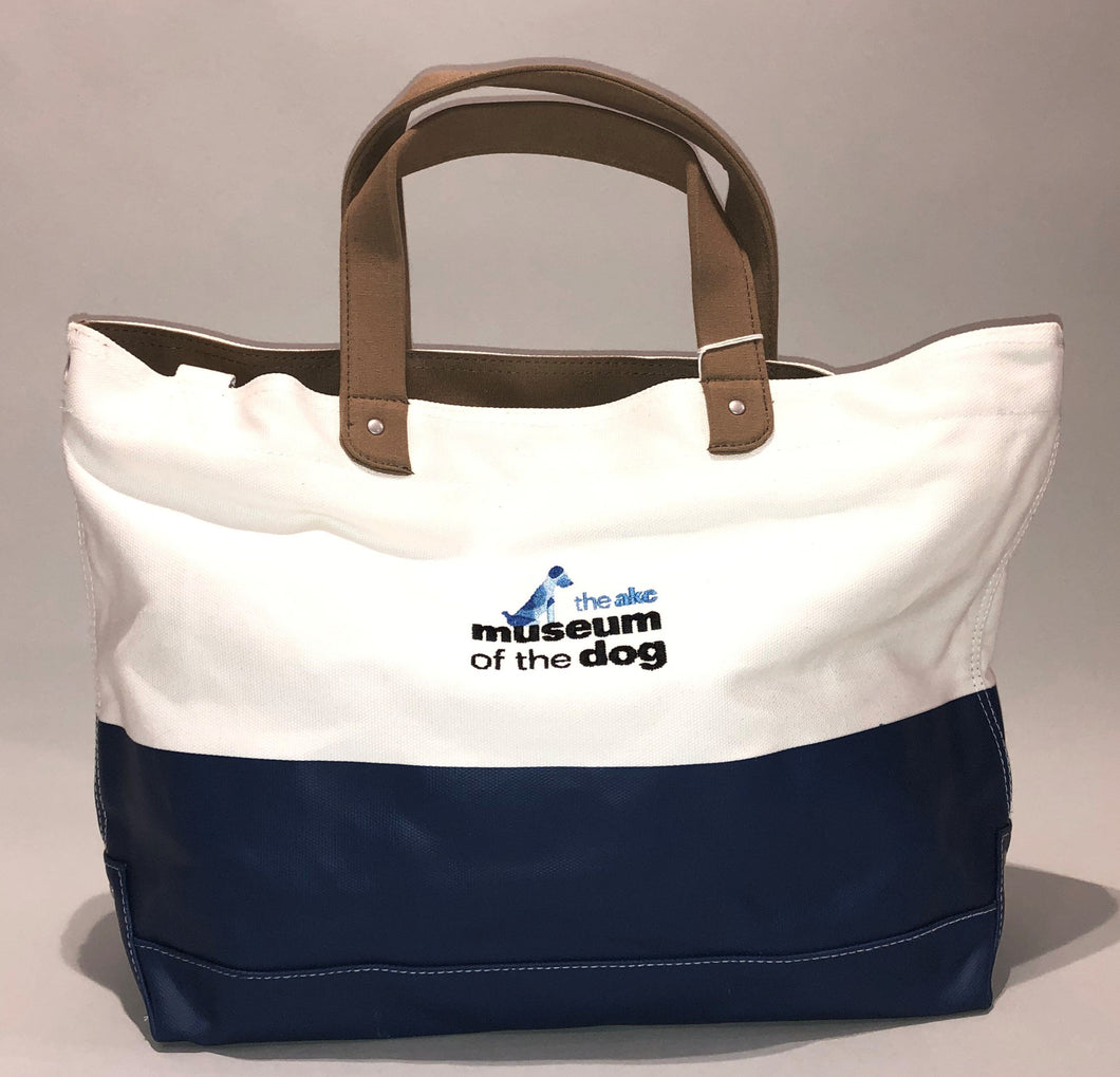 Museum of the Dog Canvas Tote
