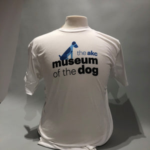 Museum of the Dog Bold Logo T-Shirt