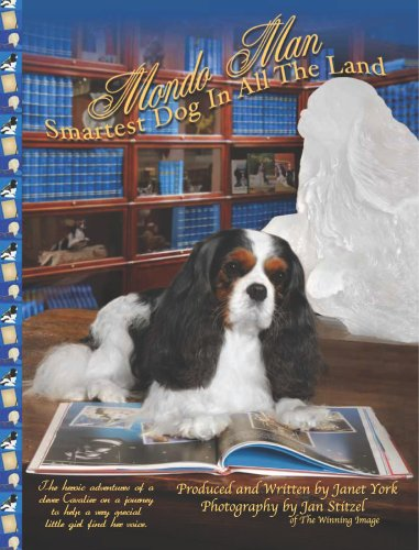 SIGNED - Mondo Man Smartest Dog In All The Land