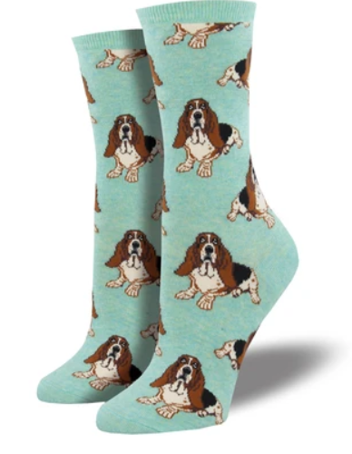 Women's Nothing But A Hound Dog - Mint