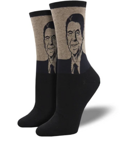 Women's Ronald Reagan Socks