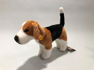 Collector's Edition Steiff and AKC Beagle Stuffed Animal