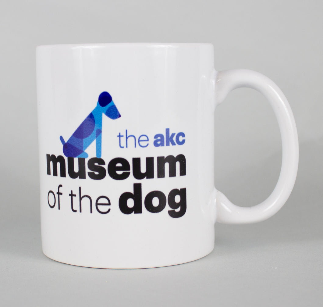 Museum of the Dog Mug
